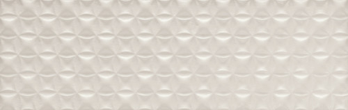 Visual Impressions Gray Quadrangle Wall Tile 8x24 (VI12824QDR1P2)