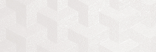 Shine Shape White Glossy Wall 12x36 (209205)