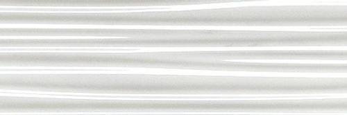 Marble Plus Dolomite Pearl Glossy Rows Wall 12x36 (188208)