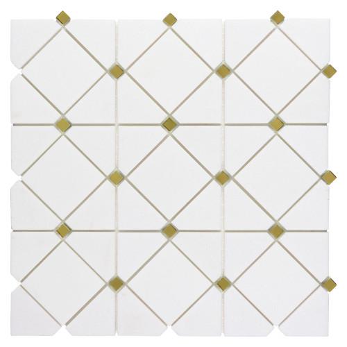 Dazzle Gold Limelight Mosaic (ANTHDALG)