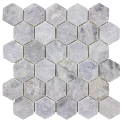 The Finish Line Manor Gray Hive Mosaic (ANTHFLHG)