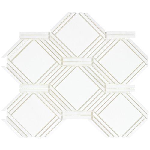 The Finish Line Regency White Regal Mosaic (ANTHFLRW)