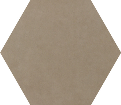Bee Hive Taupe Solid Porcelain Hexagon 24x20 (P0082420HEX1P)