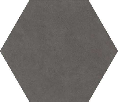 Bee Hive Grey Solid Porcelain Hexagon 24x20 (P0102420HEX1P)