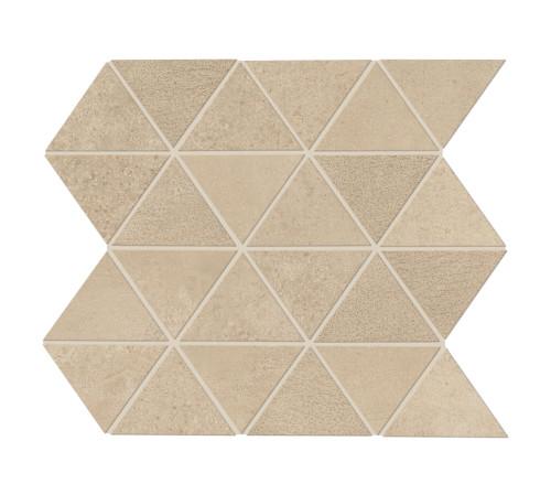 Chord Allegro Beige Matte Triangle Mosaic (CH2133TRIAMS1P2)