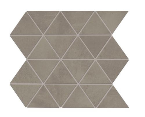 Chord Forte Grey Matte Triangle Mosaic (CH2533TRIAMS1P2)