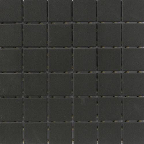 CC Porcelain II Black Mosaic 2x2 (UFCCP259-12M)