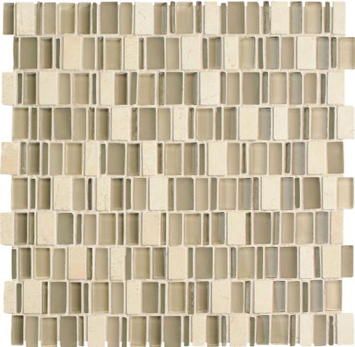 Clio Nox Random Glass Mosaic (CL141RANDMS1P)