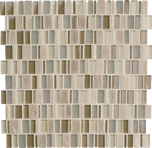 Clio Hera Random Glass Mosaic (CL151RANDMS1P)