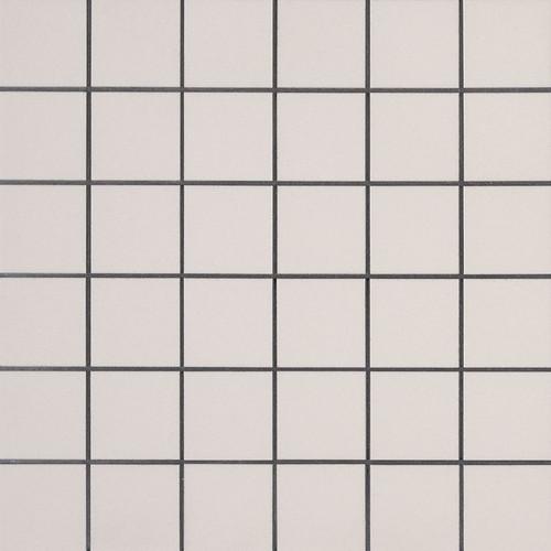 Domino White Matte 2x2 Mosaic (SMOT-PT-RETBIA-2X2M)