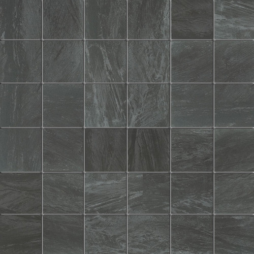 Durban Anthracite Matte Mosaic 2x2 (NDURANT2x2)