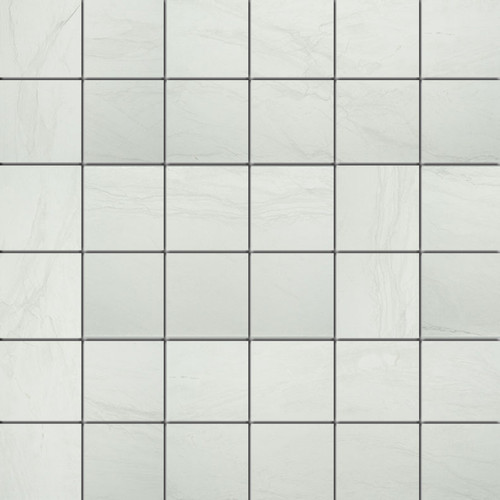 Durban White Matte Mosaic 2x2 (NDURWHI2x2)