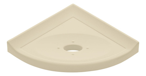 "Metro Lugged Sand Matte Corner Soap Dish 5"" (SBA11203)"