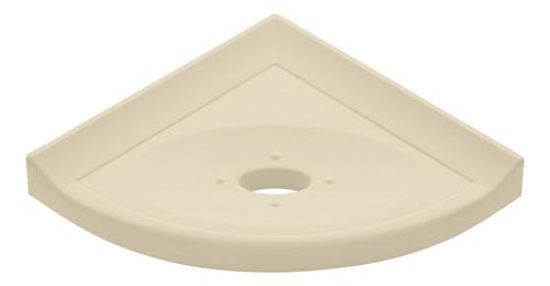 "Metro Retrofit Sand Matte Corner Soap Dish 5"" (SBA15703)"
