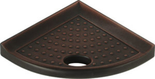 "Metro Retrofit Dark Oil-Rubbed Bronze Matte Foot Rest 5"" (SBA158070)"