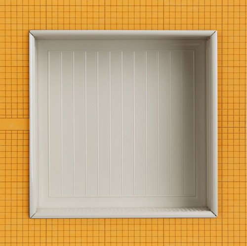 Cottage Polished Gray 12x12 Niche (SNCH75421)