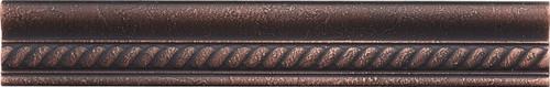Dorset Dark Oil Rubbed Bronze Rope Ogee 2x12