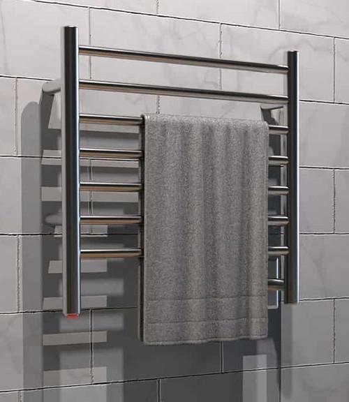 Radiant Brushed Small Heated Towel Warmer 20.375 x 21.25 (RWHS-SB)