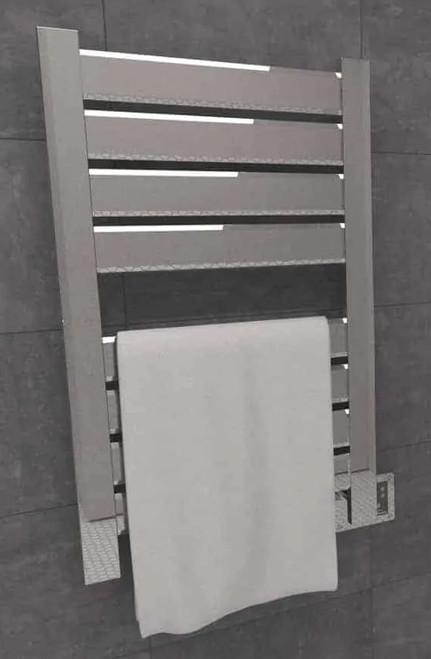 Vega V2338 Polished Heated Towel Rack 26.25 x 39.125 (V2338P)
