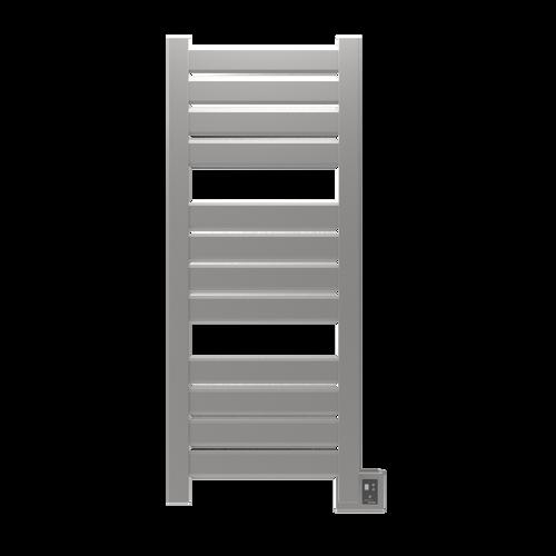 Vega V2356 Brushed Heated Towel Rack 26.25 x 59.875 (V2356B)