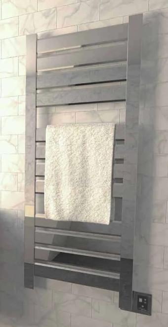 Vega V2356 Polished Heated Towel Rack 26.25 x 59.875 (V2356P)