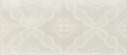 Maiolica Chantilly Macrame Biscuit Deco 4x10 (CHAW074-MCR)