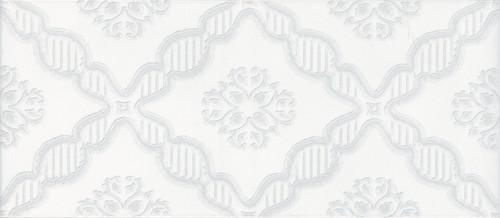Maiolica Chantilly Macrame White Deco 4x10 (CHAW081-MCR)