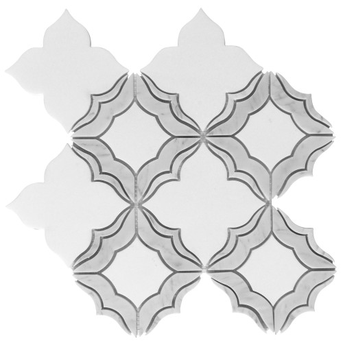 Panache Aston Manor Mosaic 11x11 Sheet (ANTHPAAM)