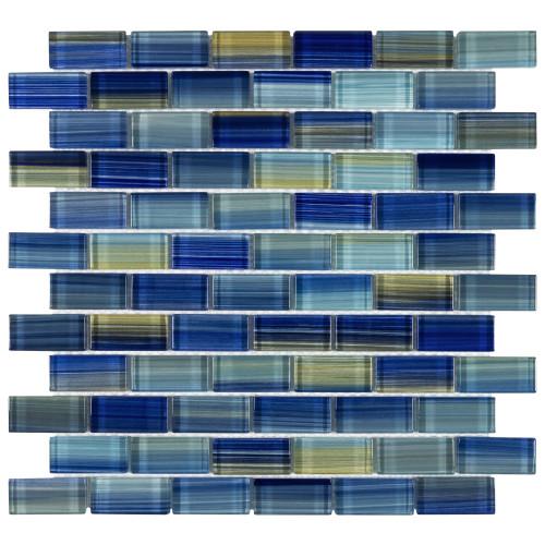 Splash Neptune Seas Mosaic 1x2 (ANTHSPNS12)