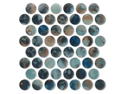 Artista Picasso Glass Penny Round (ARTIPICASSOPR)