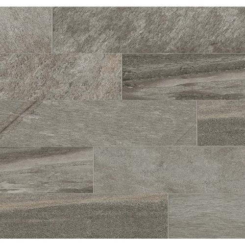 Quartz Grey Grip 2CM Paver 12x48 (1101424)