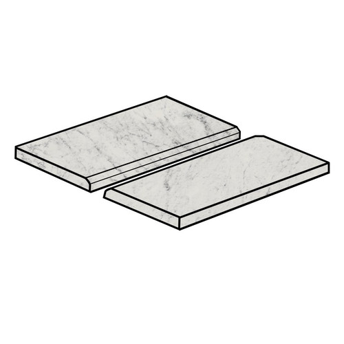 Frontier20 Michelangelo Extra White Grip Two Piece Drain Cover 24x24 (1 PC) (610130004565)