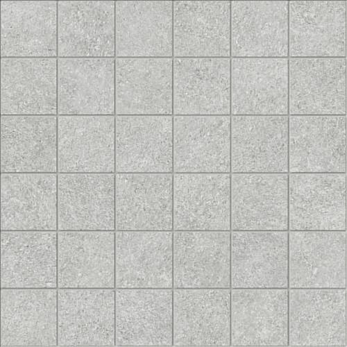 Mjork Ash Matte Porcelain Mosaic 2x2 (4501-0383-0)