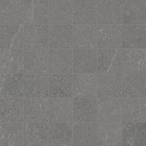 Nord Chromium Matte Porcelain Mosaic 2x2 (4501-0397-0)