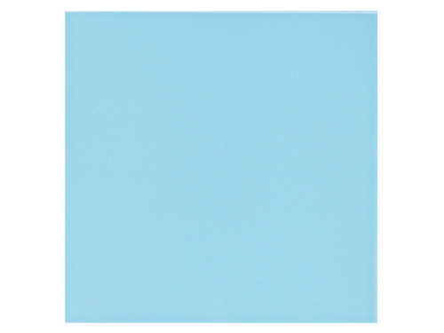 Solid Light Blue Porcelain 6x6 (A15SLDLBLUE6)