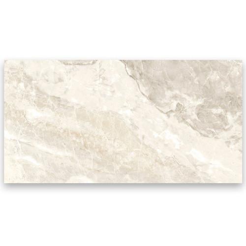 Marbles Oniciata Ivory Matte Porcelain 12x24 (1102294)