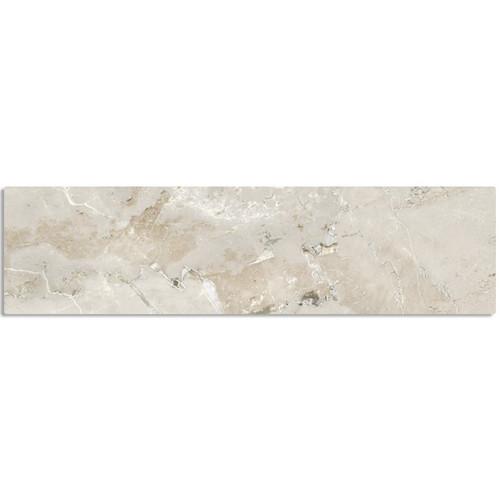 Marbles Oniciata Ivory Polished Porcelain 8x24 (1102381)