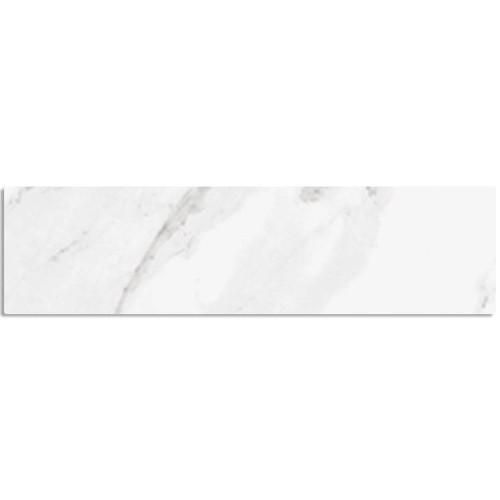 Marbles Carrara White Polished Porcelain 8x24 (1102380)