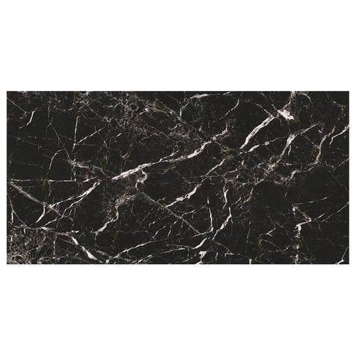 Marbles Marmo Nero Polished Porcelain 24x48 (1102336)