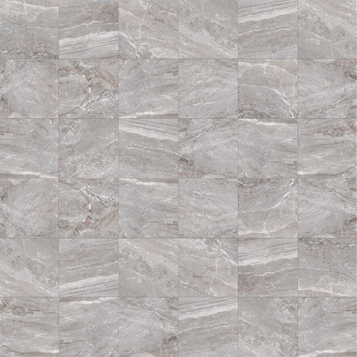 Marbles Oniciata Grey Polished Mosaic 2x2 (1102367)