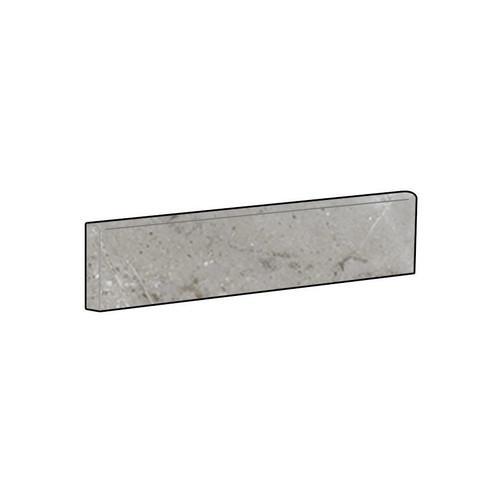 Marbles Oniciata Grey Matte Bullnose 3x12 (1102350)