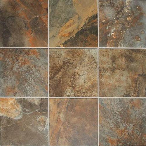 12x12 Floor Tile Stencil