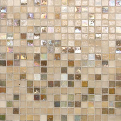 "City Lights - Paris Paper Face Mosaic 1/2"" x 1/2"" On 11-1/2"" x 11-1/2"" Sheet"