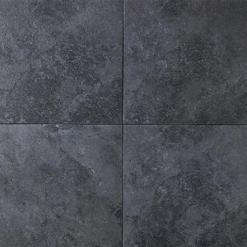 Continental Slate - Asian Black 18x18
