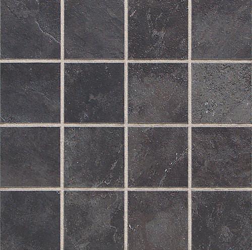 Continental Slate - Asian Black 3x3 Mosaic