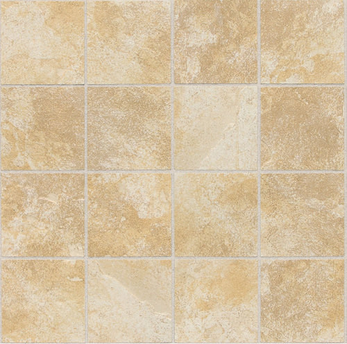 Continental Slate - Persian Gold 3x3 Mosaic