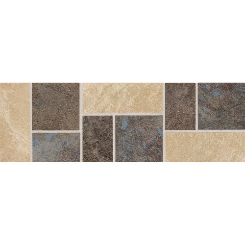 Continental Slate - 4X12 Decorative (CS54,CS55,CS56)