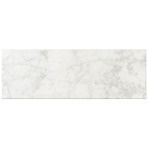 Bianco Carrara Honed 6X12