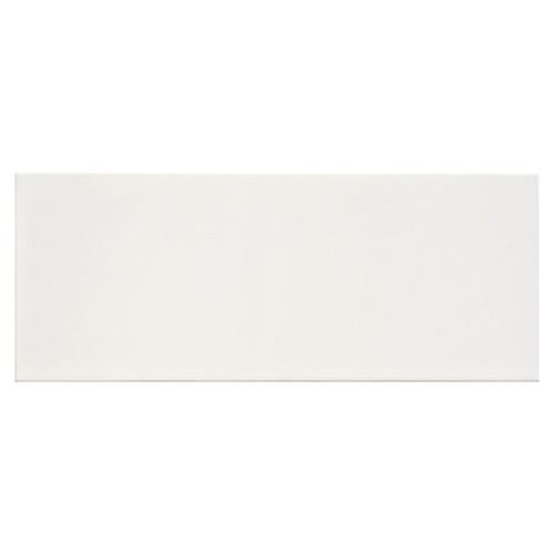 Design Positive Blanc Satin Wall 8X20