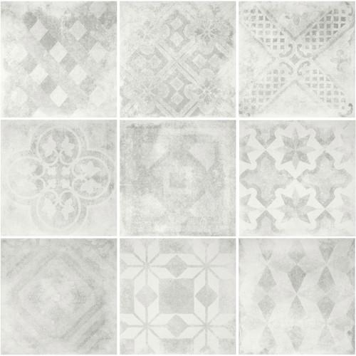 Motif Monet 8x8 Ceramic Tile Tiles Direct Store